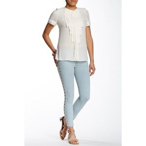 AG Stylist Series Cher Coulter Light Wash Jeans 28